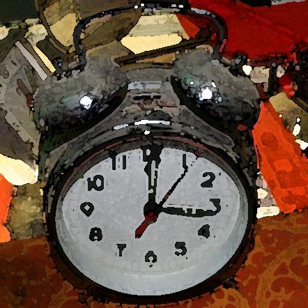 dass wall clock